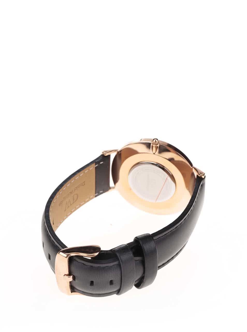 Pánské hodinky ve zlaté barvě s CLASSIC Sheffield Daniel Wellington ... 542eaf1a9d