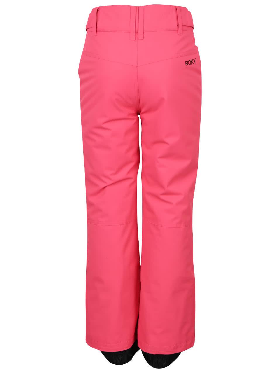 16d02eb2b Ružové dievčenské otepľovačky Roxy | ZOOT.sk
