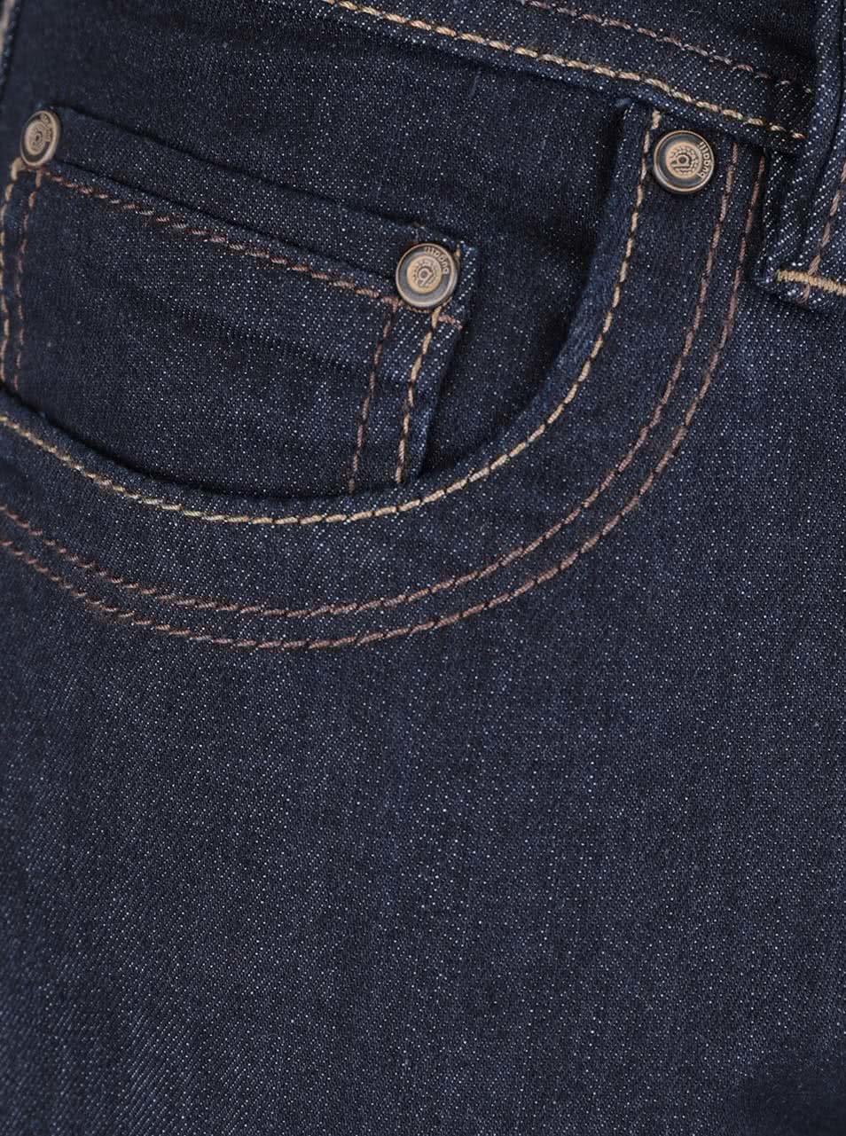 122e3c27339 Tmavě modré pánské džíny bugatti ...