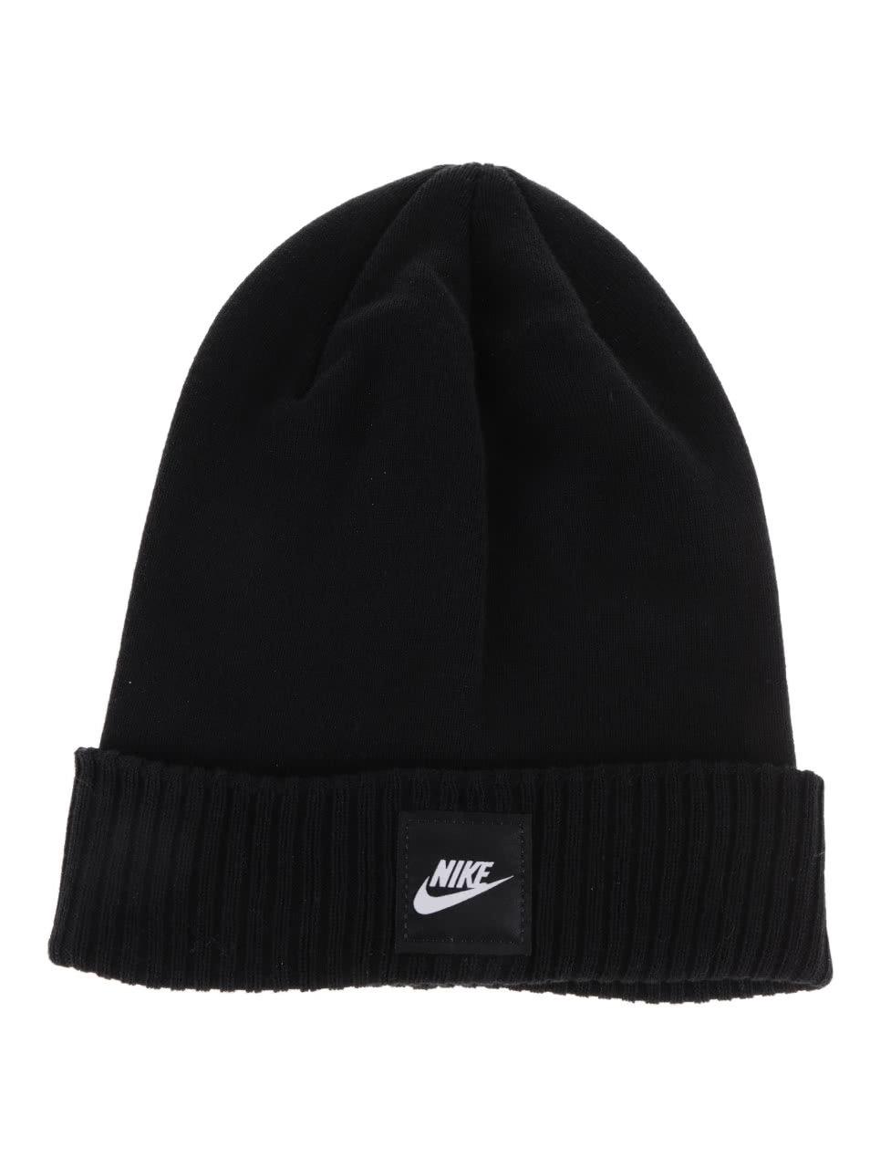 Černá pánská čepice s logem Nike Futura ... 46bbeeb673