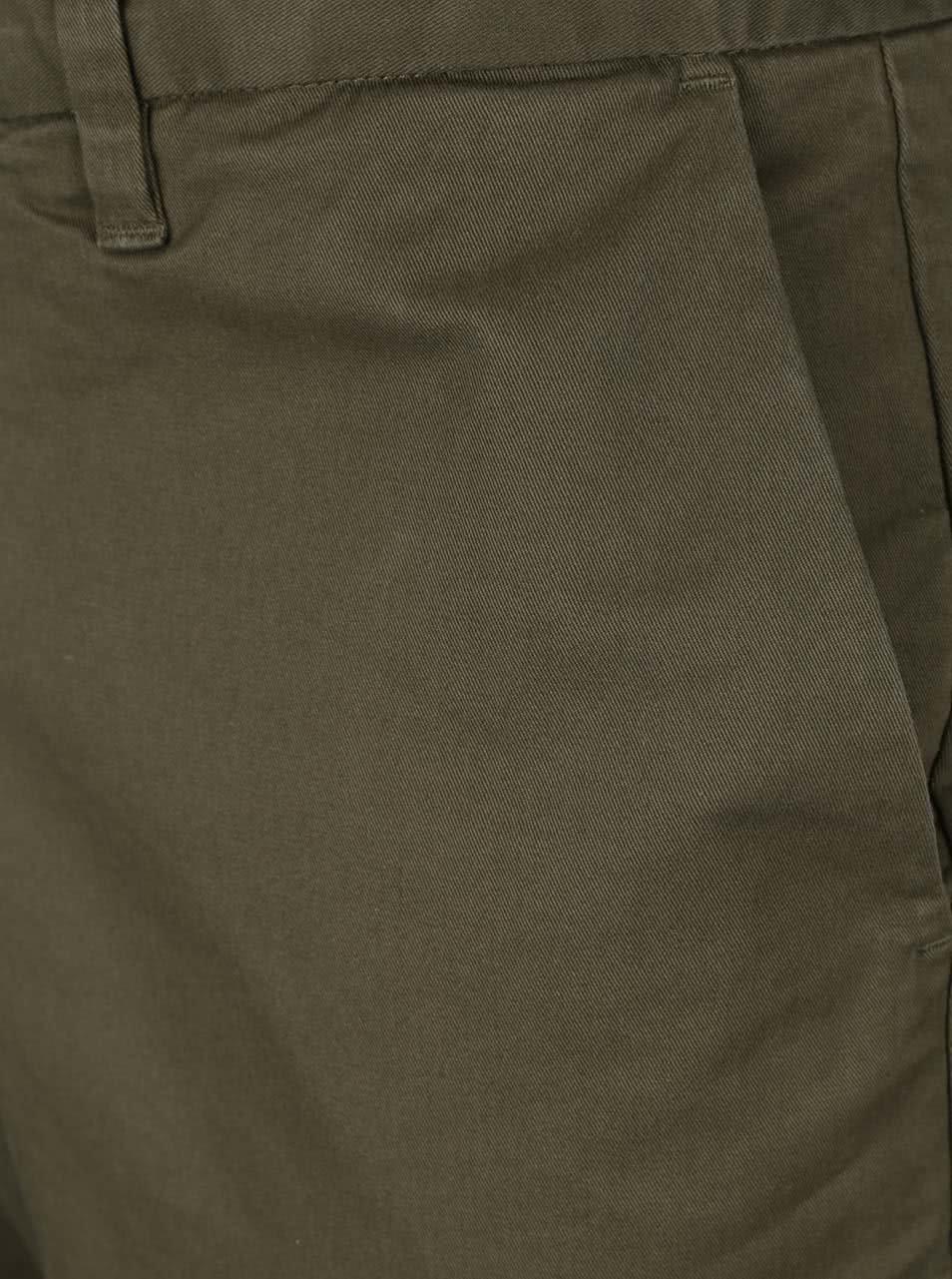 Khaki chino kalhoty Jack & Jones Marco