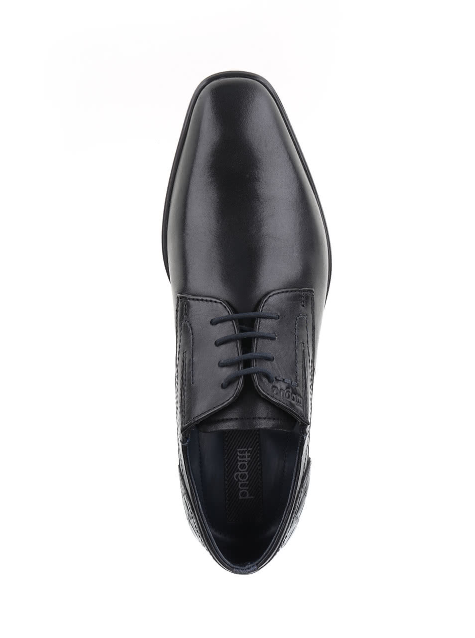 91ec9feac0bd Čierne pánske kožené topánky bugatti Lunas ...