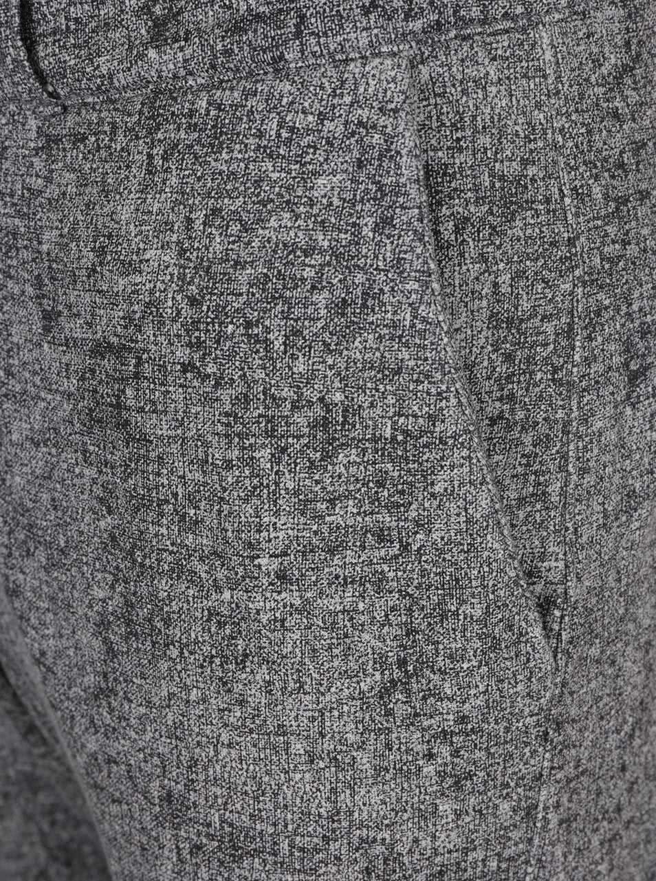 Šedé žíhané chino kalhoty ONLY   SONS Fisher ... a9189a8c45