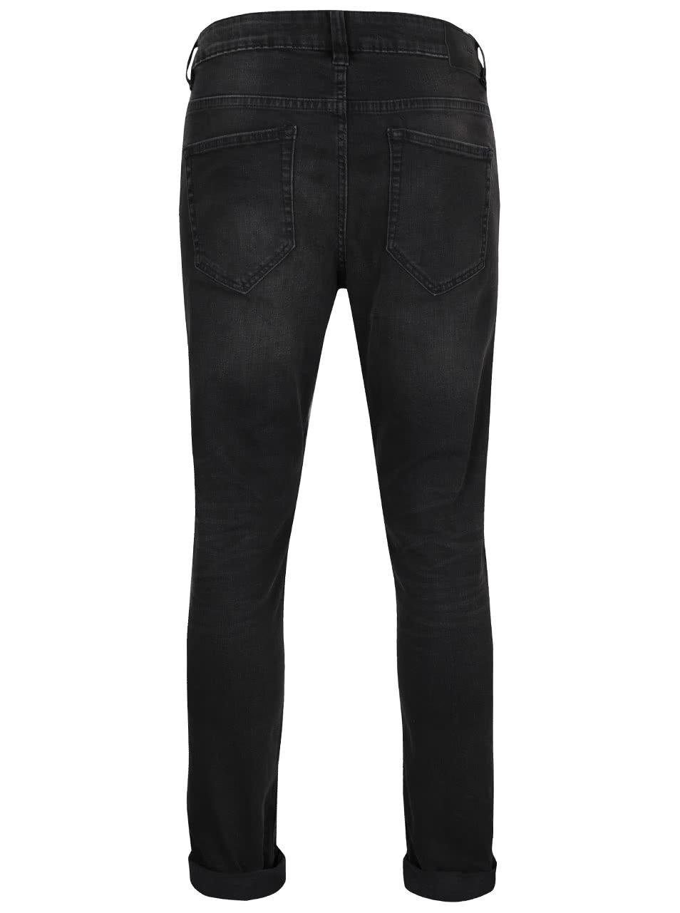 Černé džíny ONLY & SONS Loom