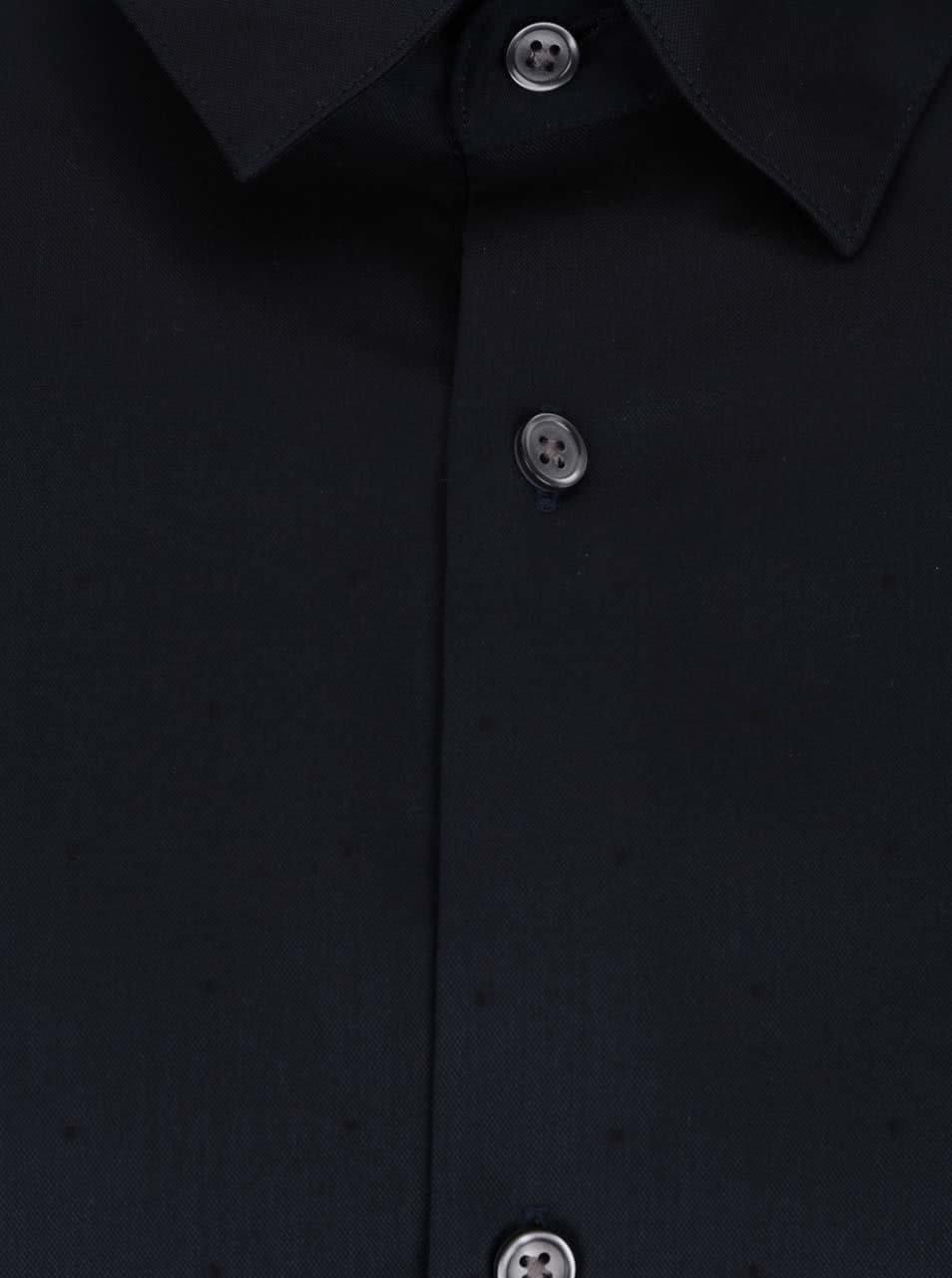 cebac7da1b05 Tmavomodrá formálna košeľa Jack   Jones Premium Jake ...