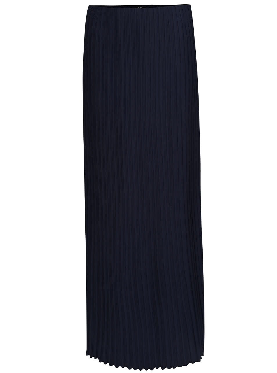 7a5bde0b6f34 Tmavomodrá dlhá plisovaná sukňa Dorothy Perkins ...