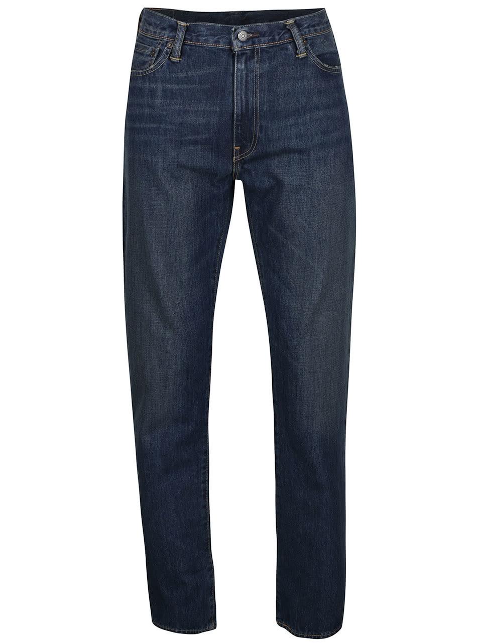 Tmavě modré pánské džíny Levi s® 504™ ... f83f9bd42e