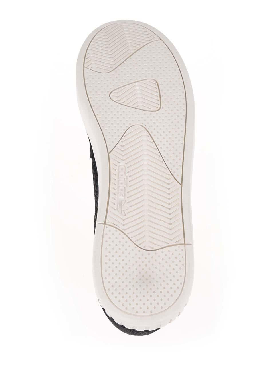 Čierne pánske semišové členkové tenisky adidas Originals Tubular Invader ... e3ec22108a9