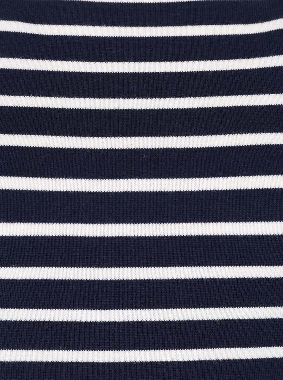 Krémovo-modré pruhované šaty Tom Joule Riviera ... cdf8a2edde