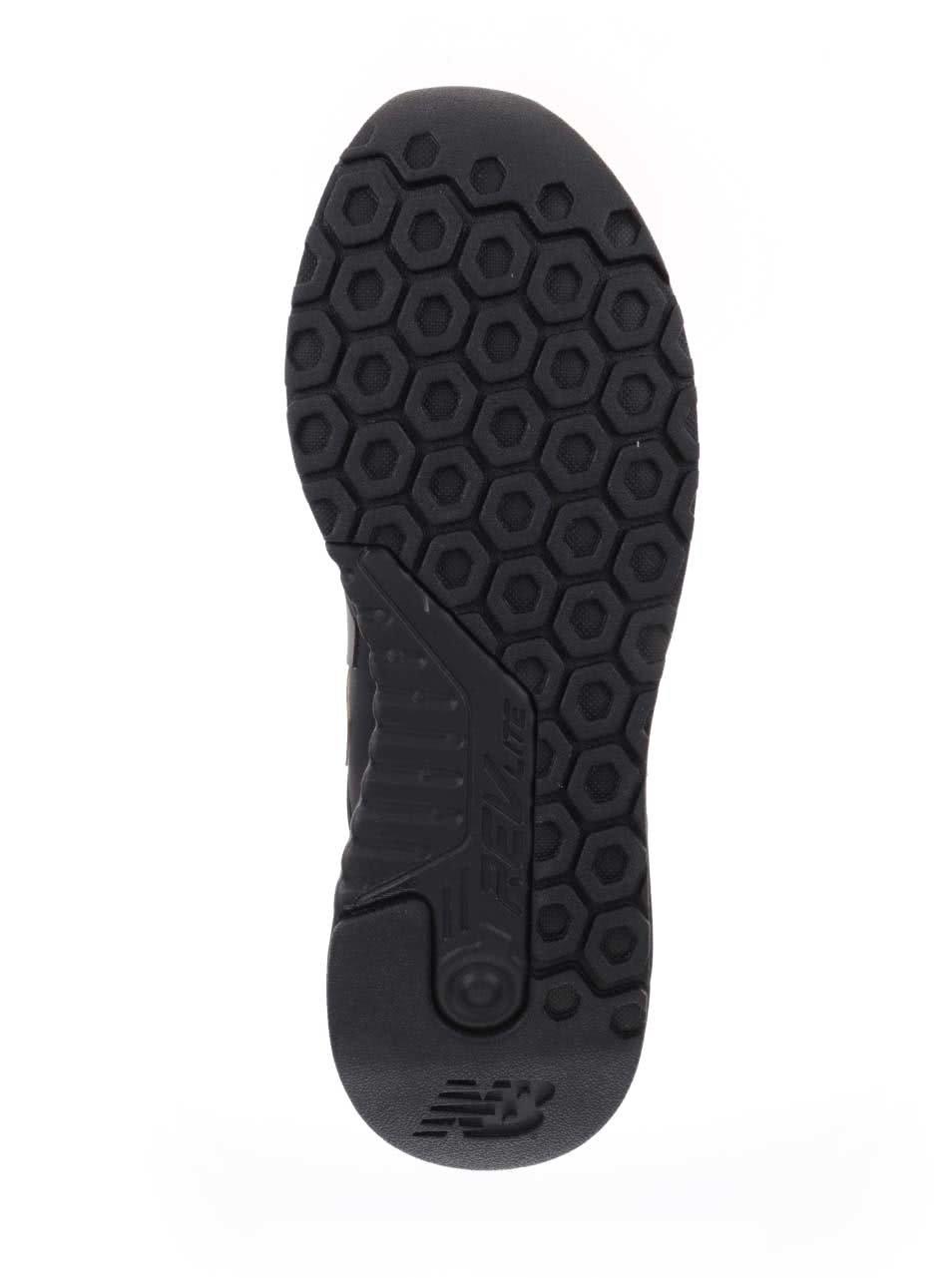 3059a8eef56 Černé pánské tenisky New Balance ...