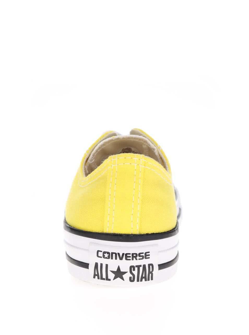 e2e309315dd Žluté unisex tenisky Converse Chuck Taylor All Star ...
