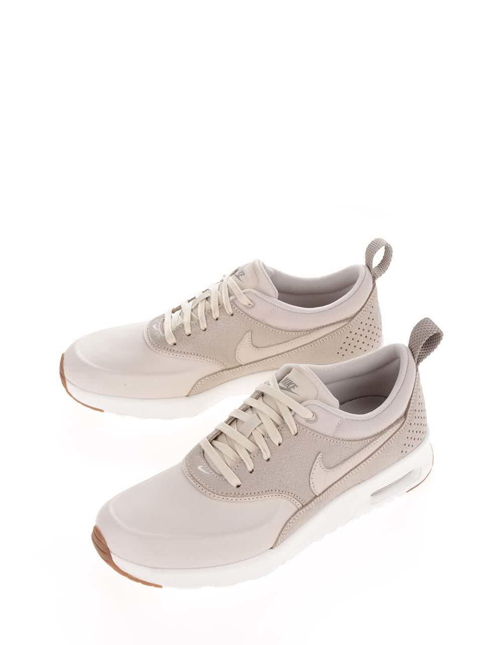 3335548b8 Pantofi sport bej Nike Air Max Thea Premium | ZOOT.ro