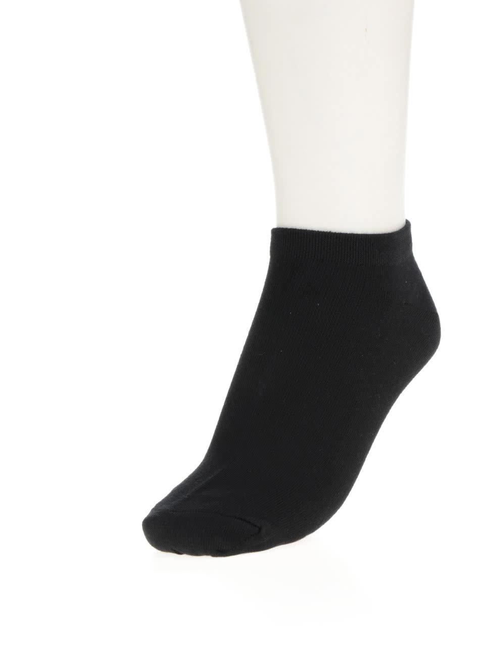 Černé dámské kotníkové ponožky Bellinda In-Shoe ... 788316c127