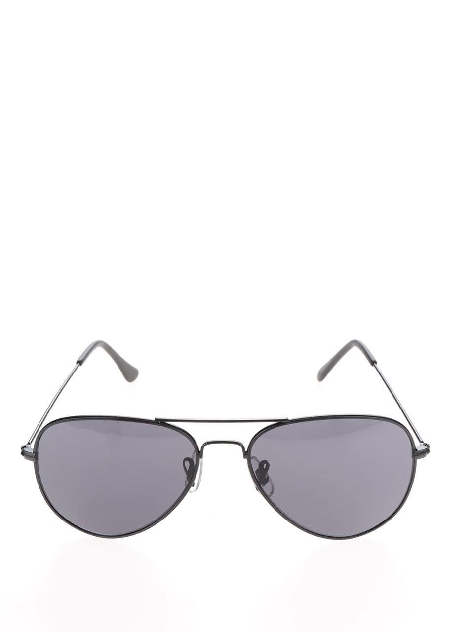 Čierne slnečné okuliare Jack   Jones Leo ... 341186993ab