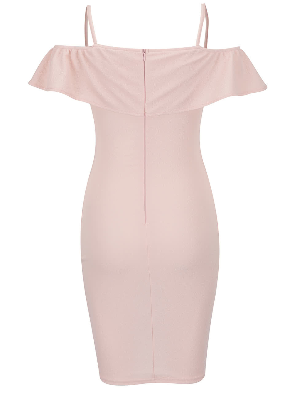 0e234cf002d2 Ružové šaty s odhalenými ramenami AX Paris ...