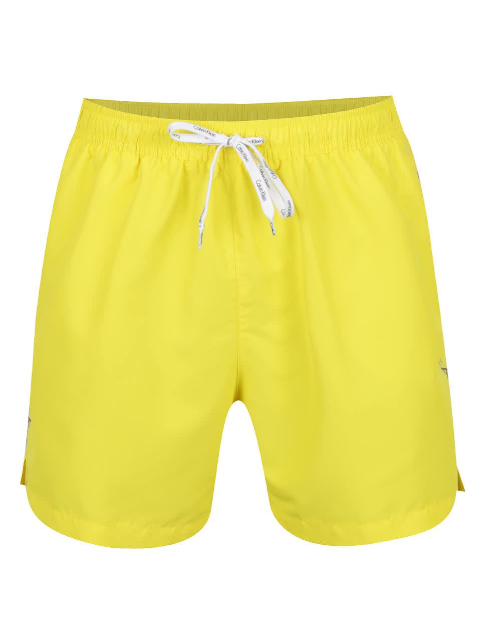 83a34e051 Pánske žlté plavky Calvin Klein | ZOOT.sk