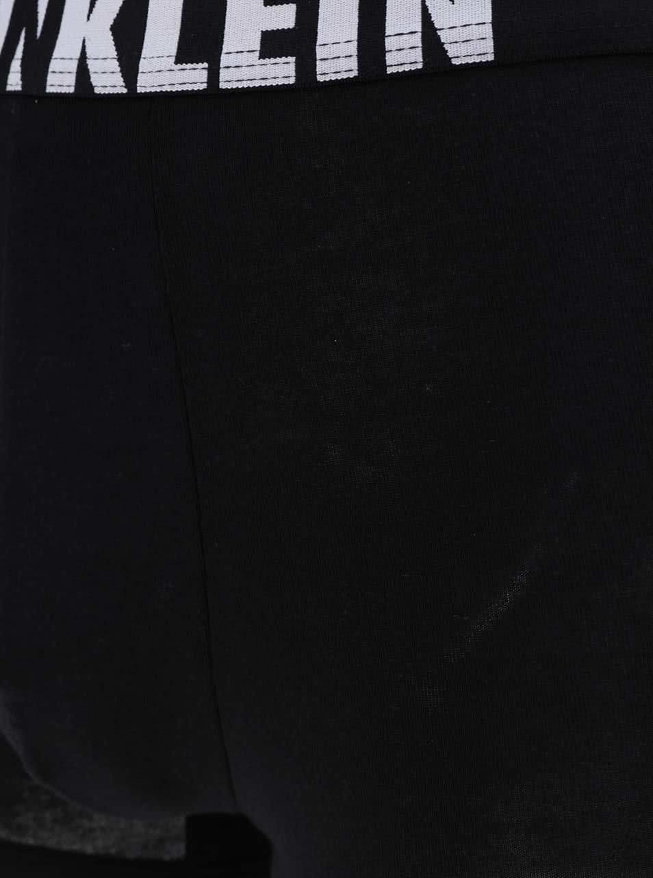 23ce562289 Černé bokové boxerky Calvin Klein ...