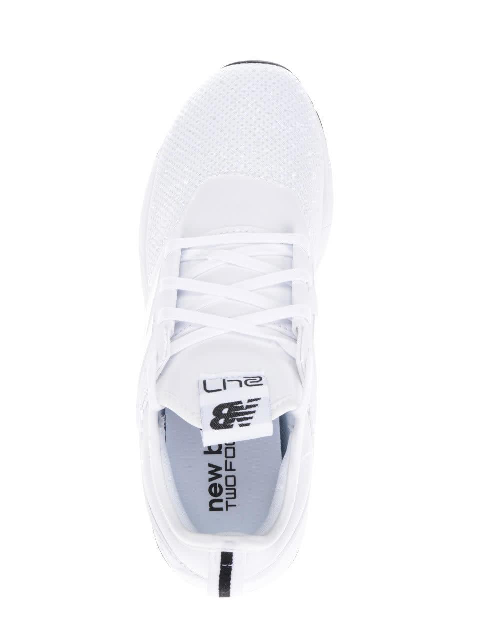 7def2283ed Biele dámske tenisky New Balance ...