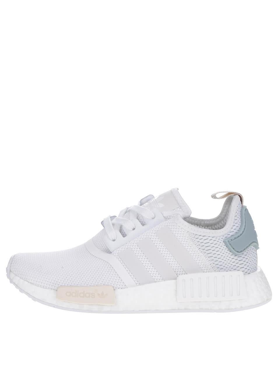 Biele dámske tenisky adidas Originals NMD ... 98e82f0495