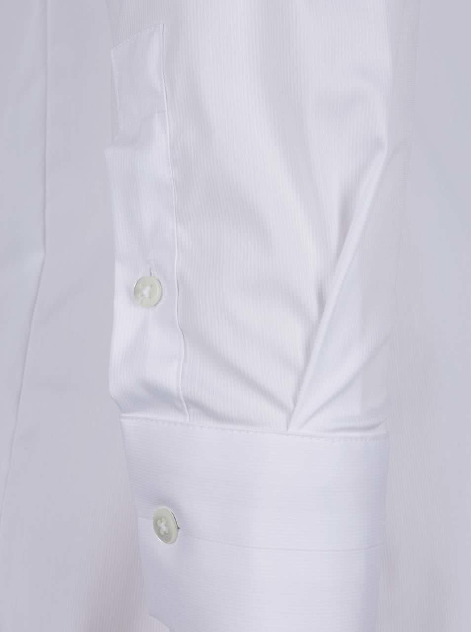 Bílá dámská košile s dlouhým rukávem Pietro Filipi ... 22f7893e09