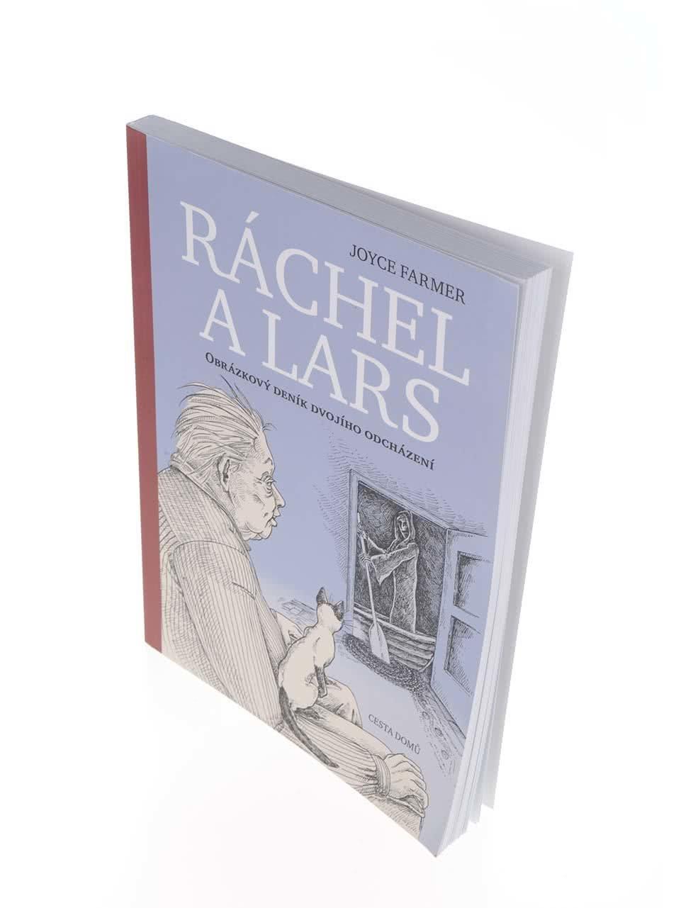 """""""Dobrá"""" komixová kniha Ráchel a Lars pro Cesty domů"""