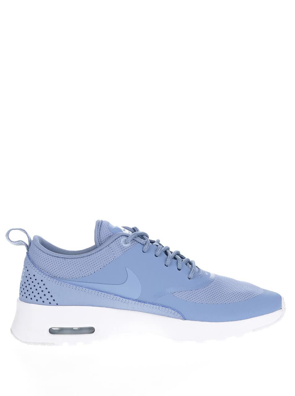 Světle modré dámské tenisky Nike Air Max Thea ... ea1fc52409