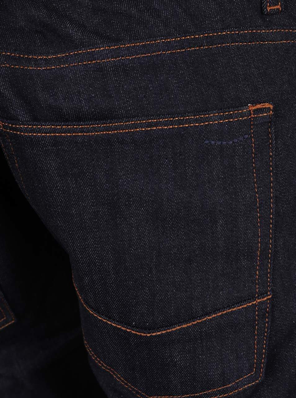 5548b702839 Tmavě modré pánské džíny Cross Jeans Tapered ...