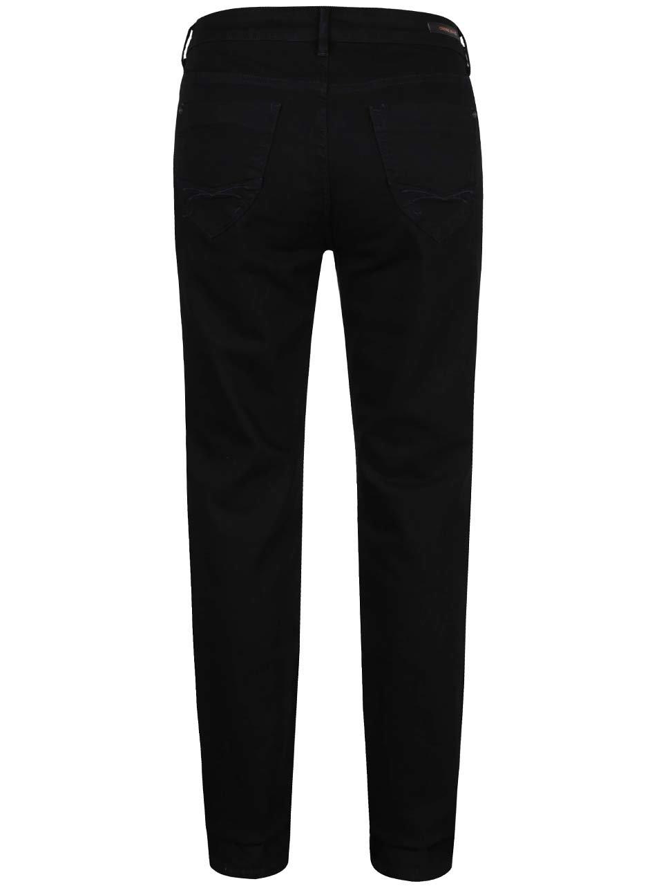 Černé dámské džíny Cross Jeans Rose ... 3a41ad937d
