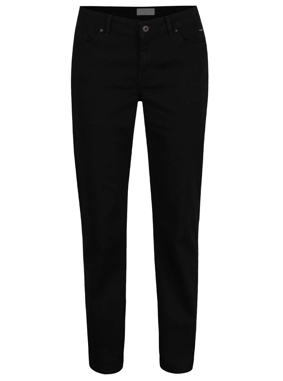 5265b05d9508 Černé dámské džíny Cross Jeans Rose ...