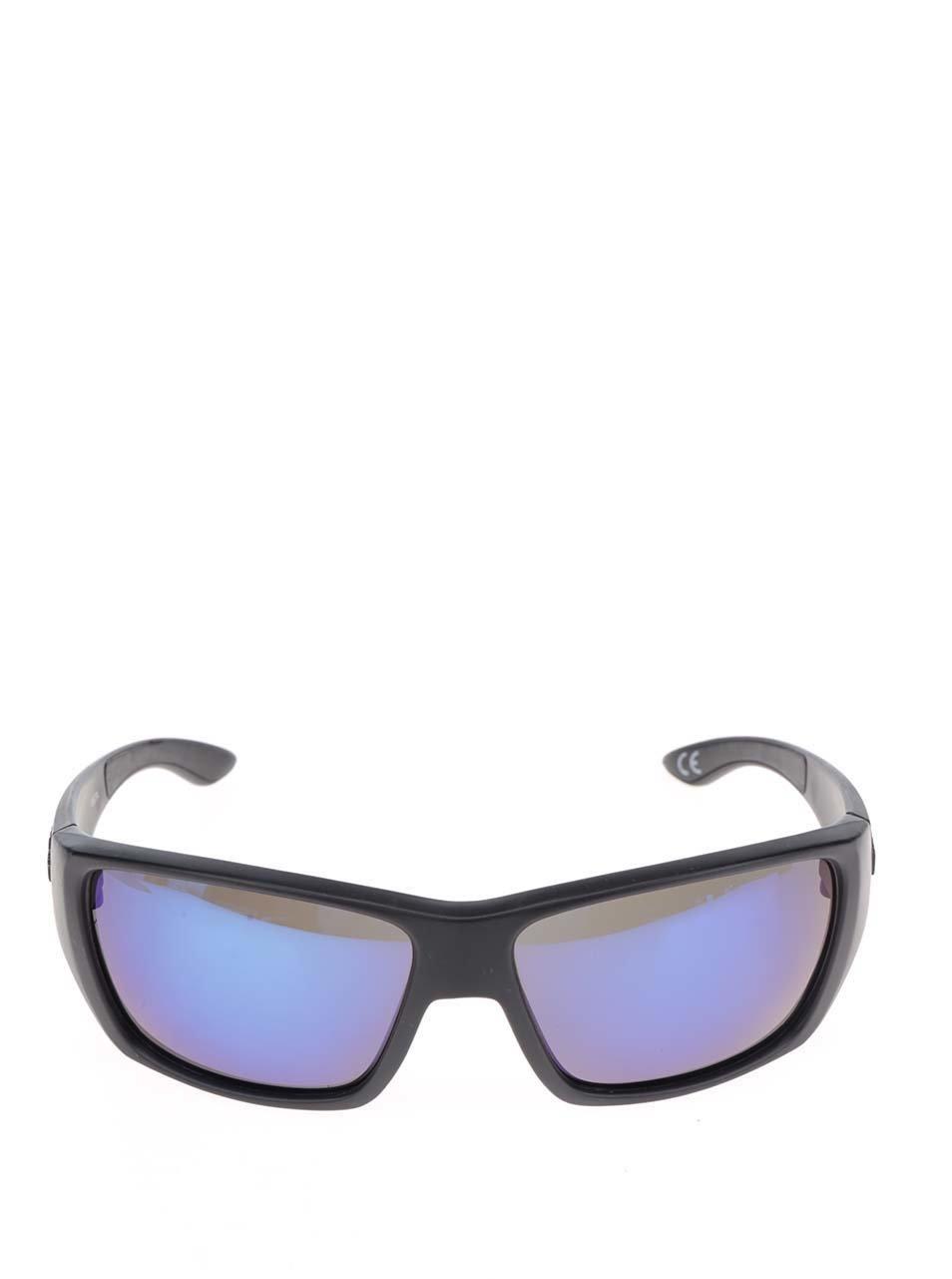 fb24923c7 Čierne pánske slnečné okuliare s modrými sklami Nectar Sporty | ZOOT.sk