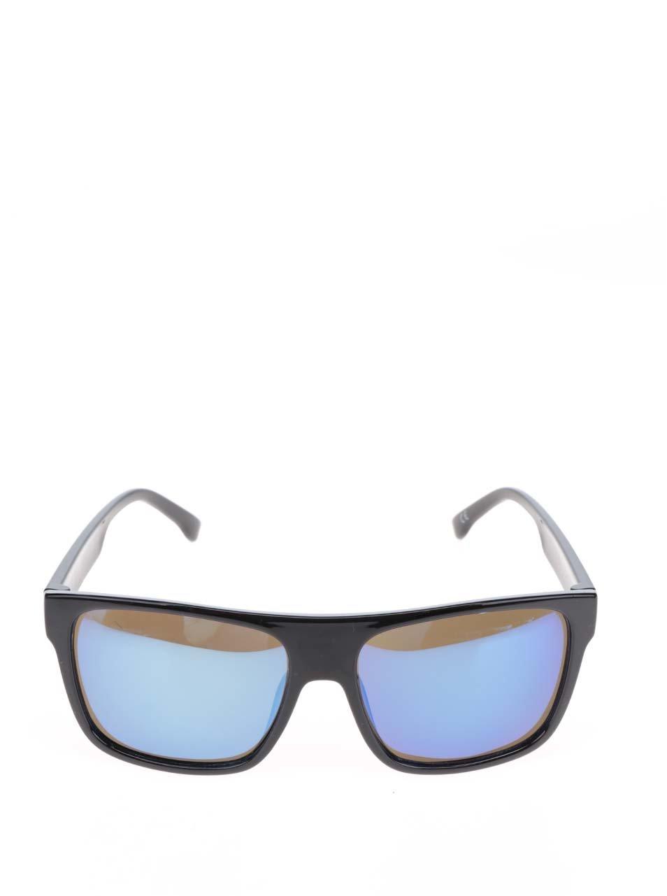 23c4b1f53 Čierne pánske slnečné okuliare s modrými sklami Nectar Highbro | ZOOT.sk