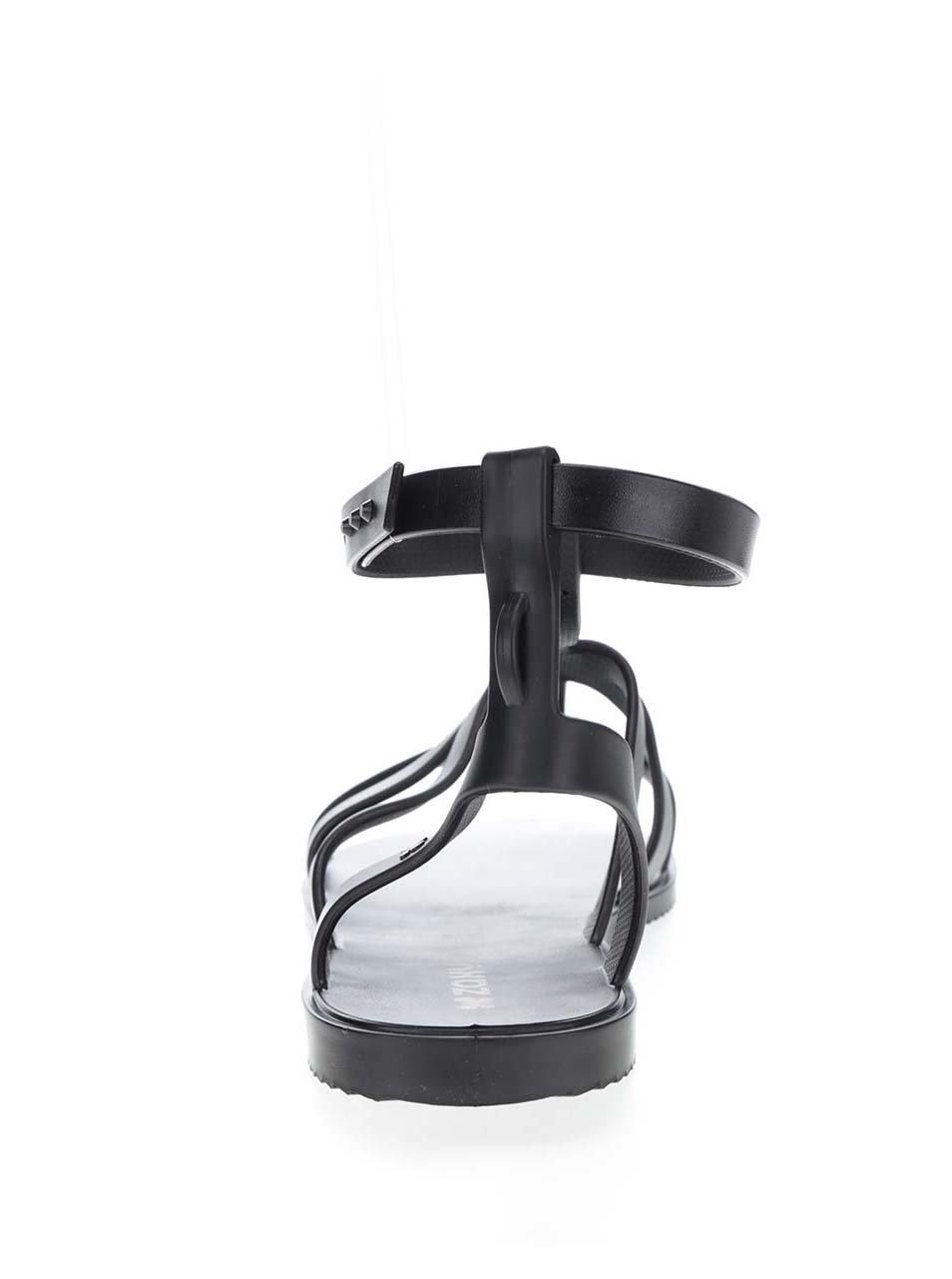 33a6994e901d Černé sandály Zaxy Dual ...