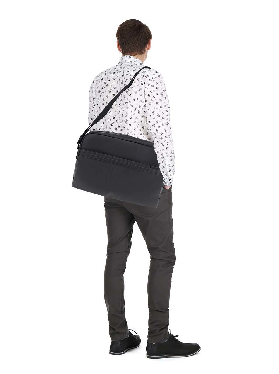 797ca1bdf3 Černá pánská taška na laptop Calvin Klein Jeans Gregory ...