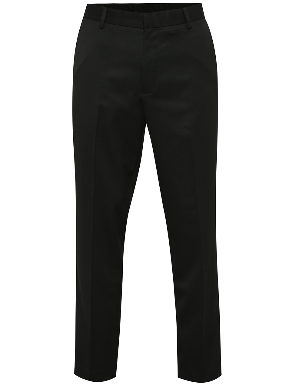 421d7a3fe Čierne formálne regular fit nohavice Burton Menswear London | ZOOT.sk