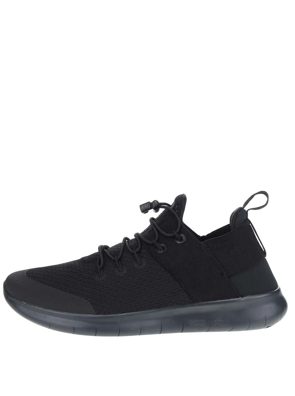 45089dd6c6353 Čierne pánske tenisky Nike Free Commuter | ZOOT.sk