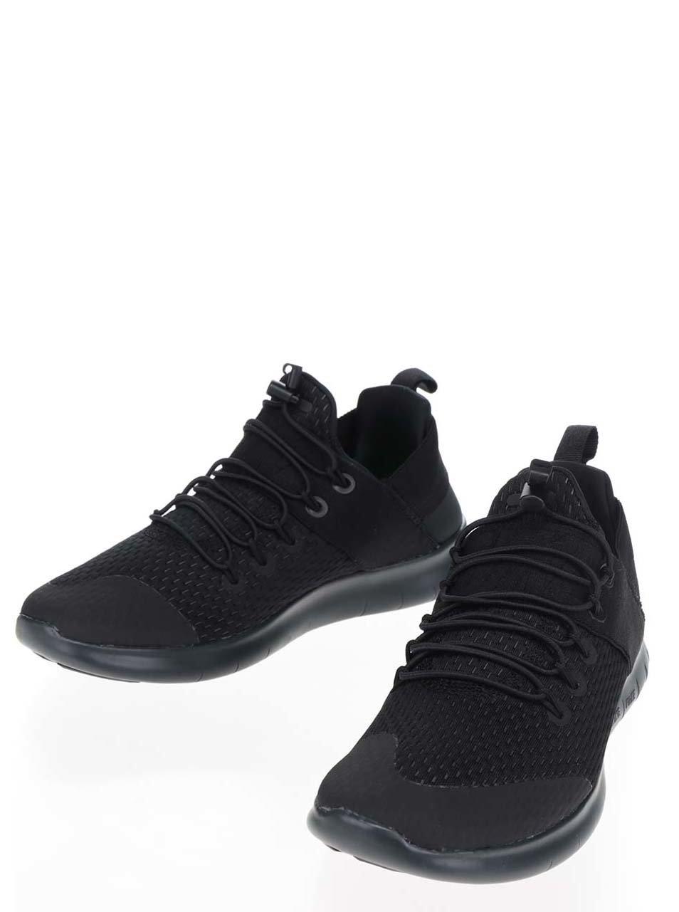 Čierne dámske tenisky Nike Free Commuter ... 2f2117f2121