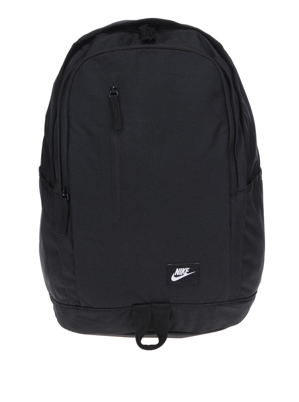 Černý pánský batoh Nike Soleday ... f55b2d0ced