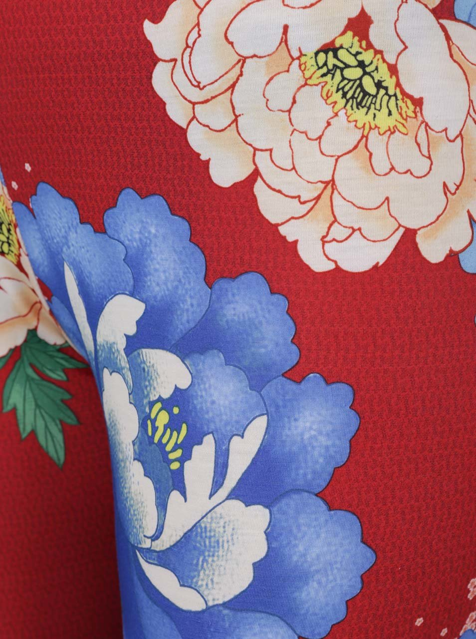 8cd285d306e Červené dámské květované legíny adidas Originals ...