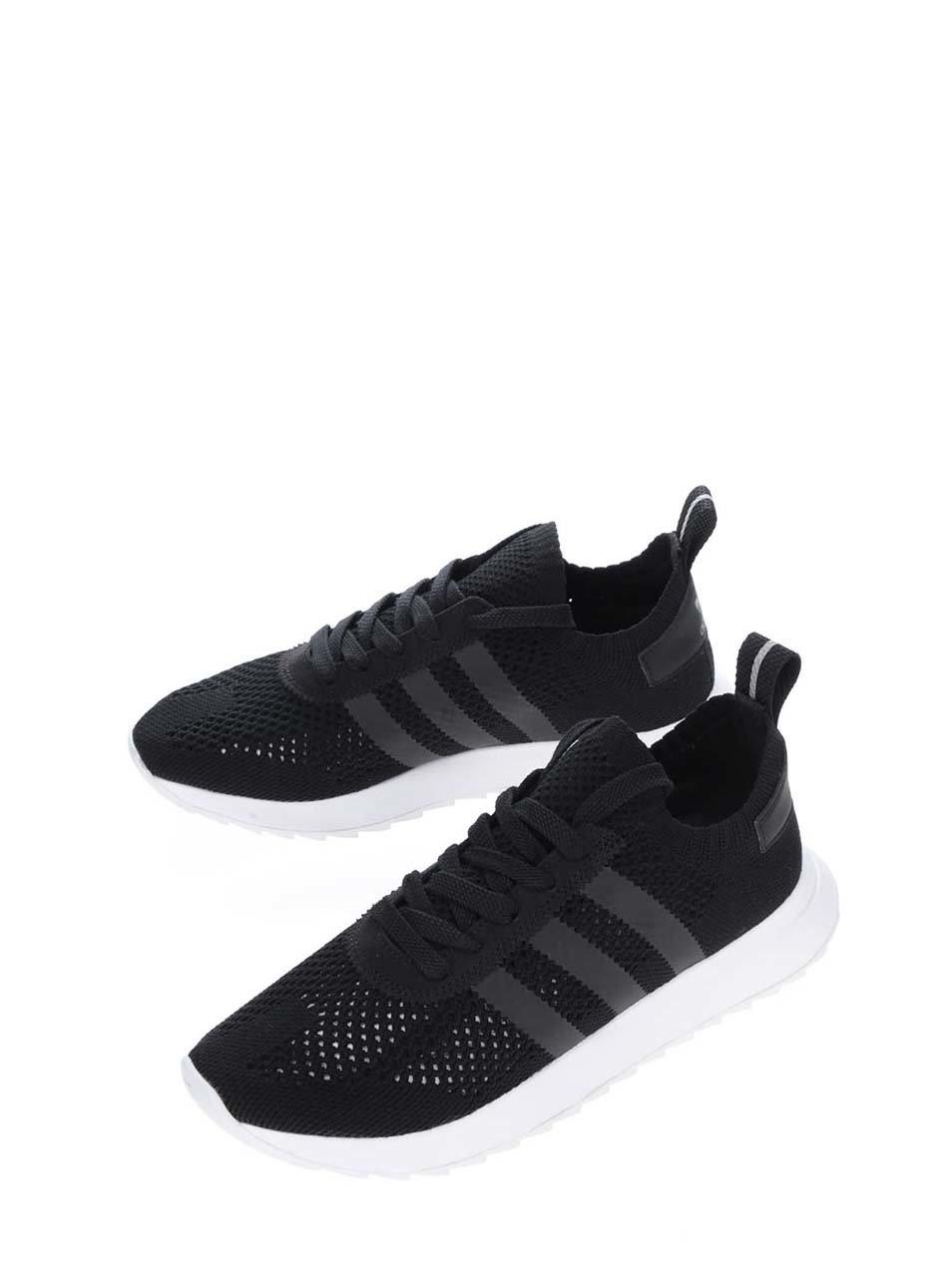 Čierne dámske tenisky adidas Originals Flashback ... 6d73f048c0a
