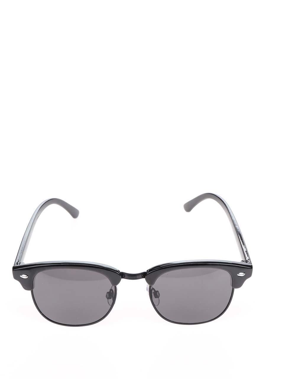 cc2a44d68 Čierne slnečné okuliare ONLY & SONS Clubmaster | ZOOT.sk