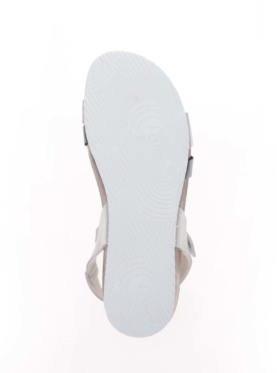 3d28e7c0065e Sivé dámske zdravotné sandále Scholl Adalia ...