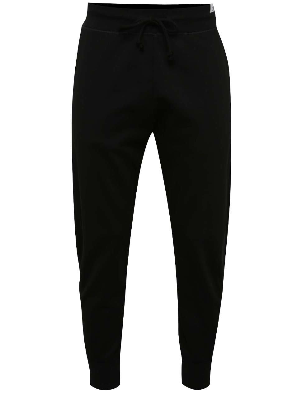 Černé pánské tepláky adidas Originals XBYO ... 44e60f0239