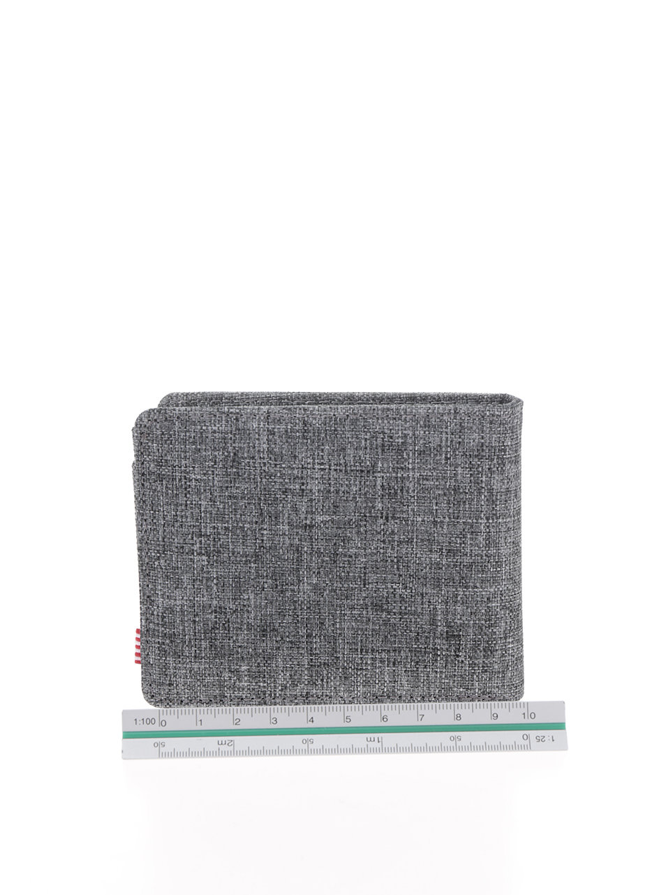 a26de3aaca Sivá melírovaná peňaženka Herschel Roy ...