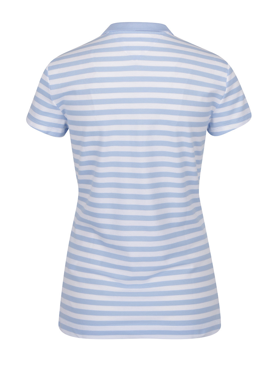 Modro-biela pruhovaná polokošeľa Tommy Hilfiger ... 829491d2004