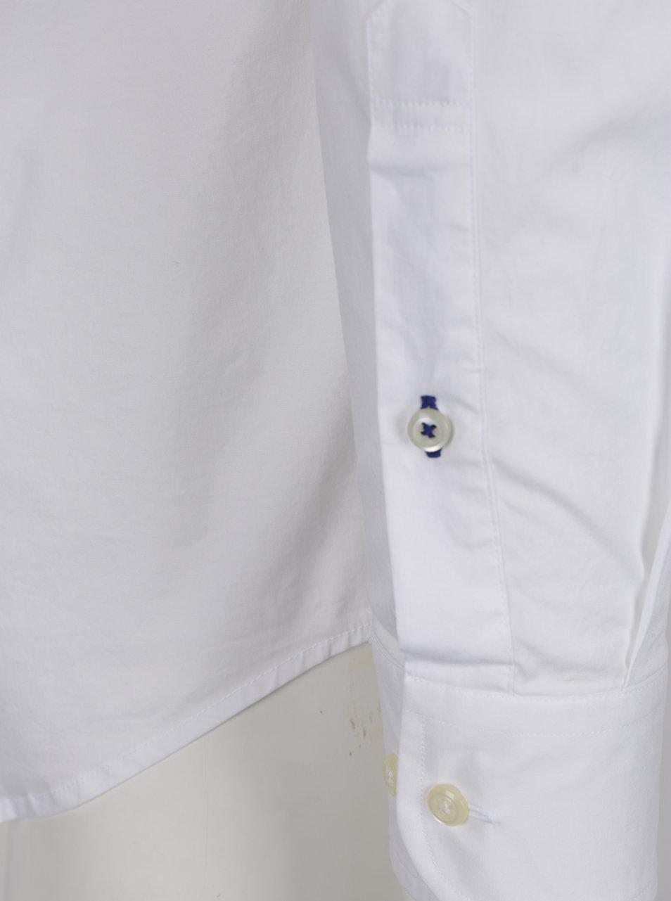 583626a6b9a Bílá pánská formální slim fit košile Tommy Hilfiger ...