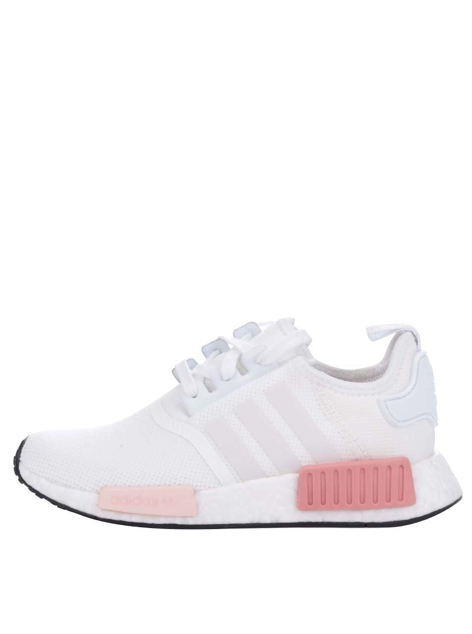 Biele dámske tenisky adidas Originals Nmd ... b2c7ae30002