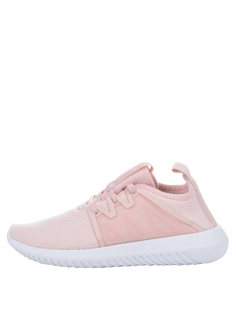 Ružové dámske tenisky adidas Originals Tubular ... ff417de99e4