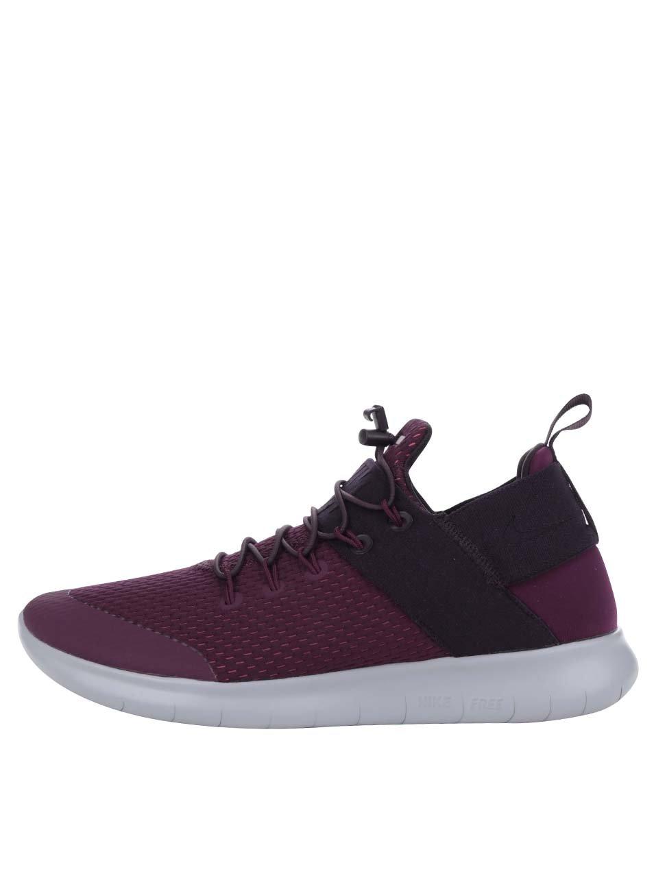Fialové pánske tenisky so sivou podrážkou Nike Free RN Commuter ... c730838d051
