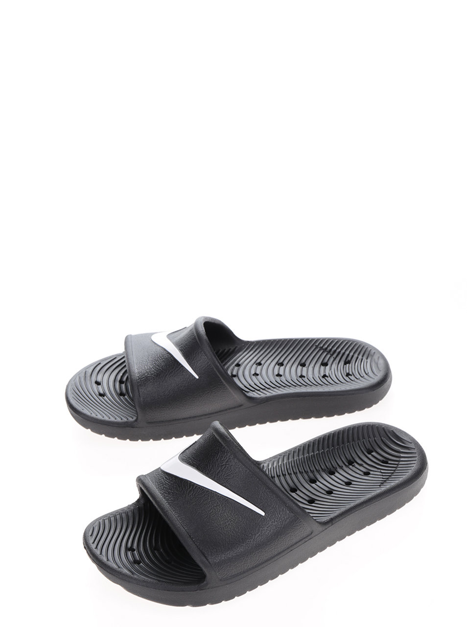 85f85aca618ad Čierne dámske šľapky Nike Kawa Shower | ZOOT.sk