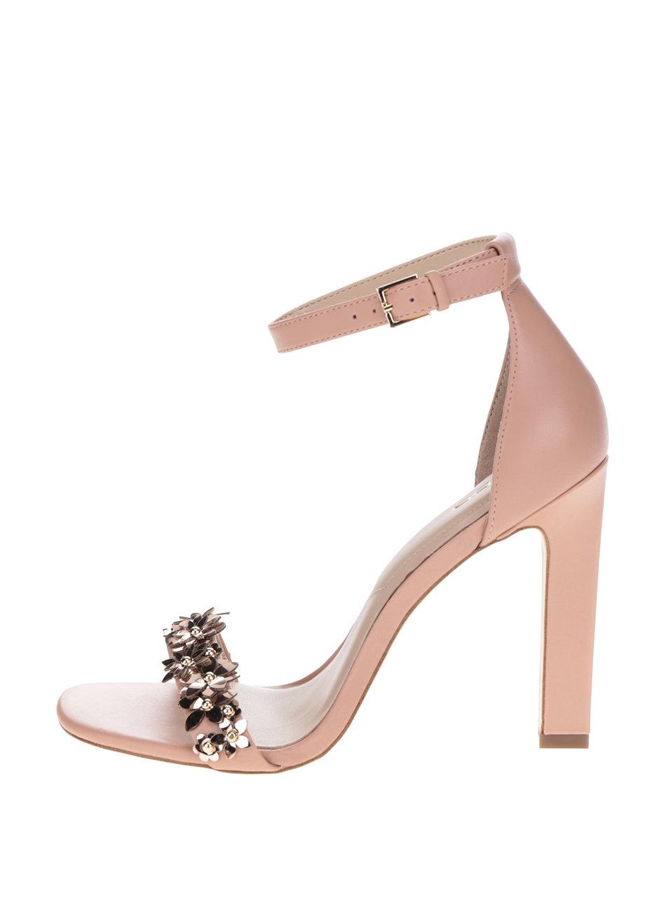 Staroružové sandále na vysokom podpätku ALDO Milaa ... 9f201e0e316